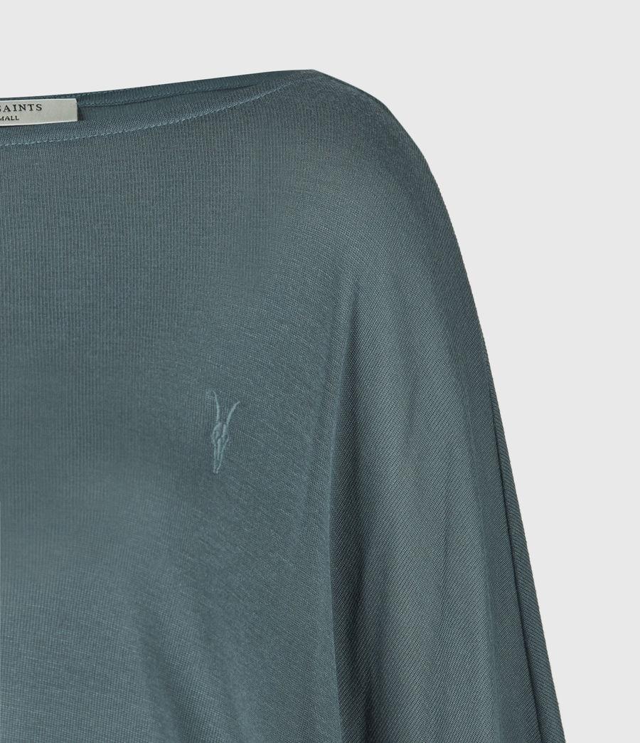 Women's Francesco Rita T-Shirt (flint_blue) - Image 5