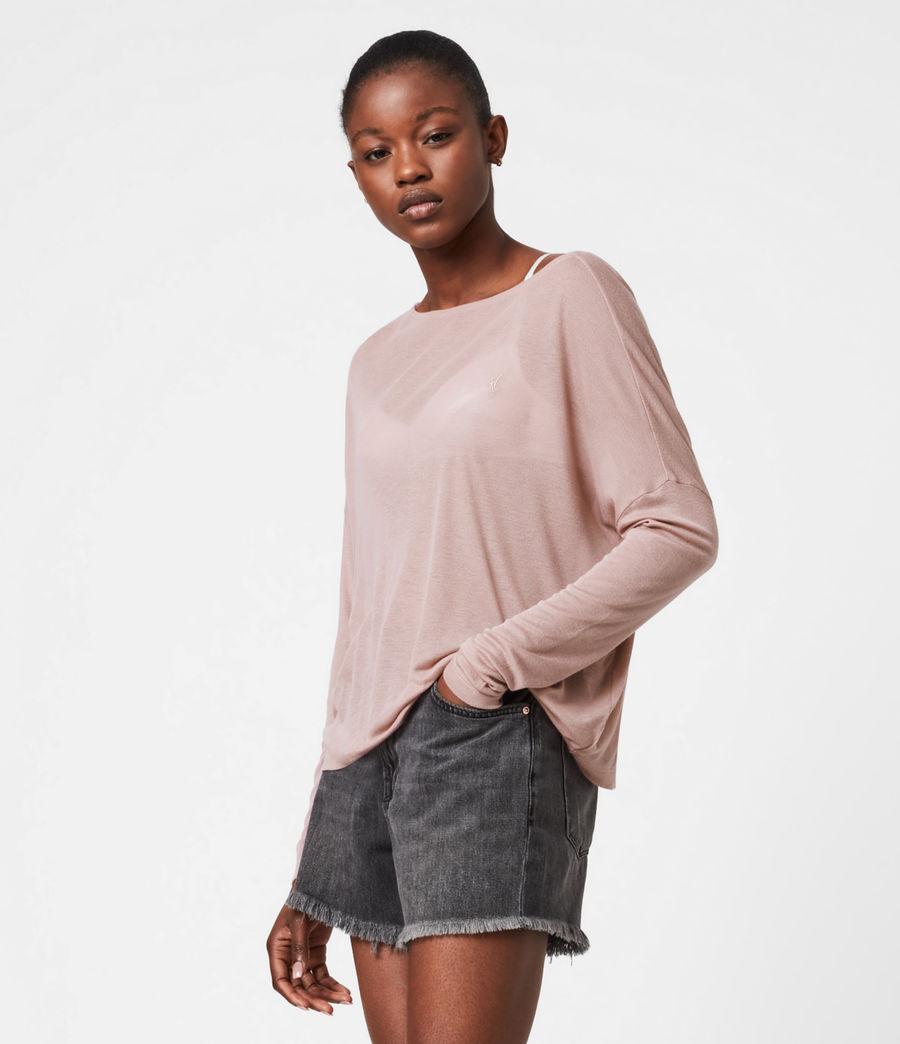 Women's Francesco Rita T-Shirt (morning_mauve) - Image 1