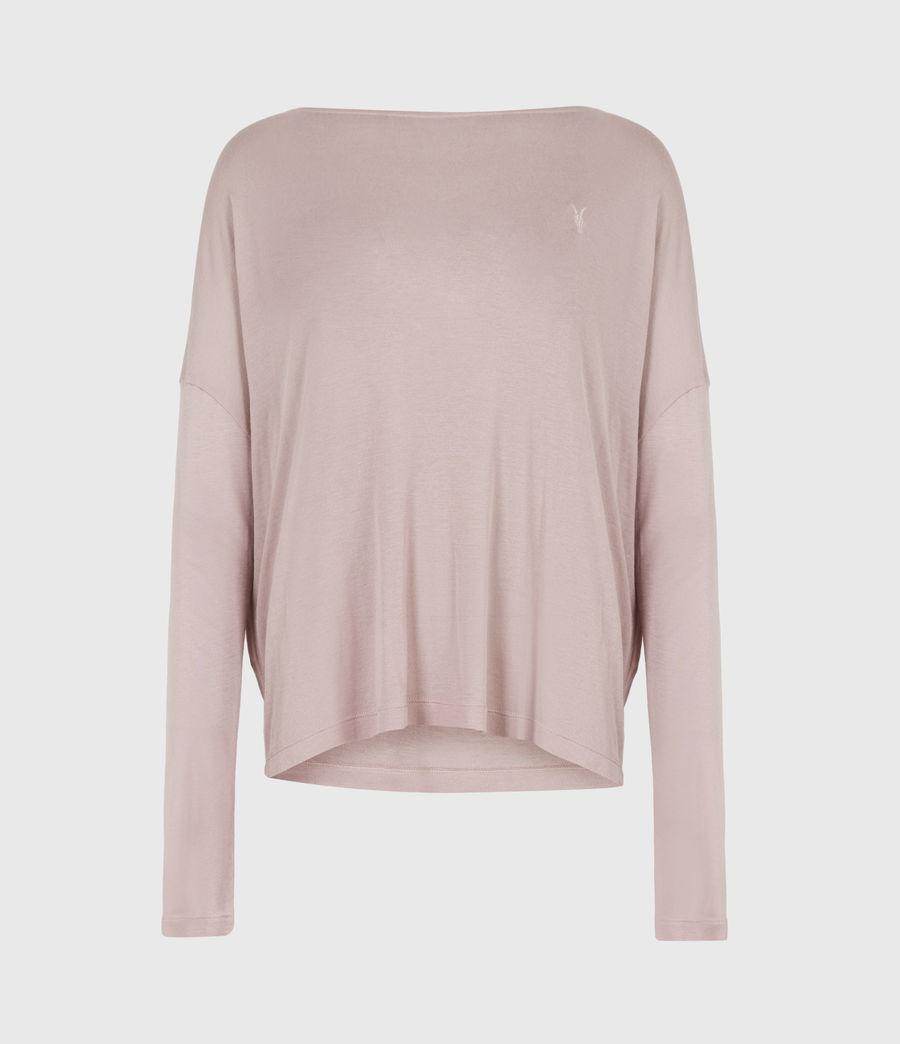 Women's Francesco Rita T-Shirt (morning_mauve) - Image 2