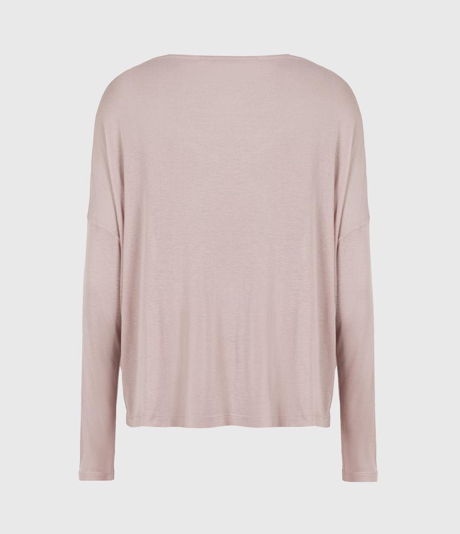 Women's Francesco Rita T-Shirt (morning_mauve) - Image 3