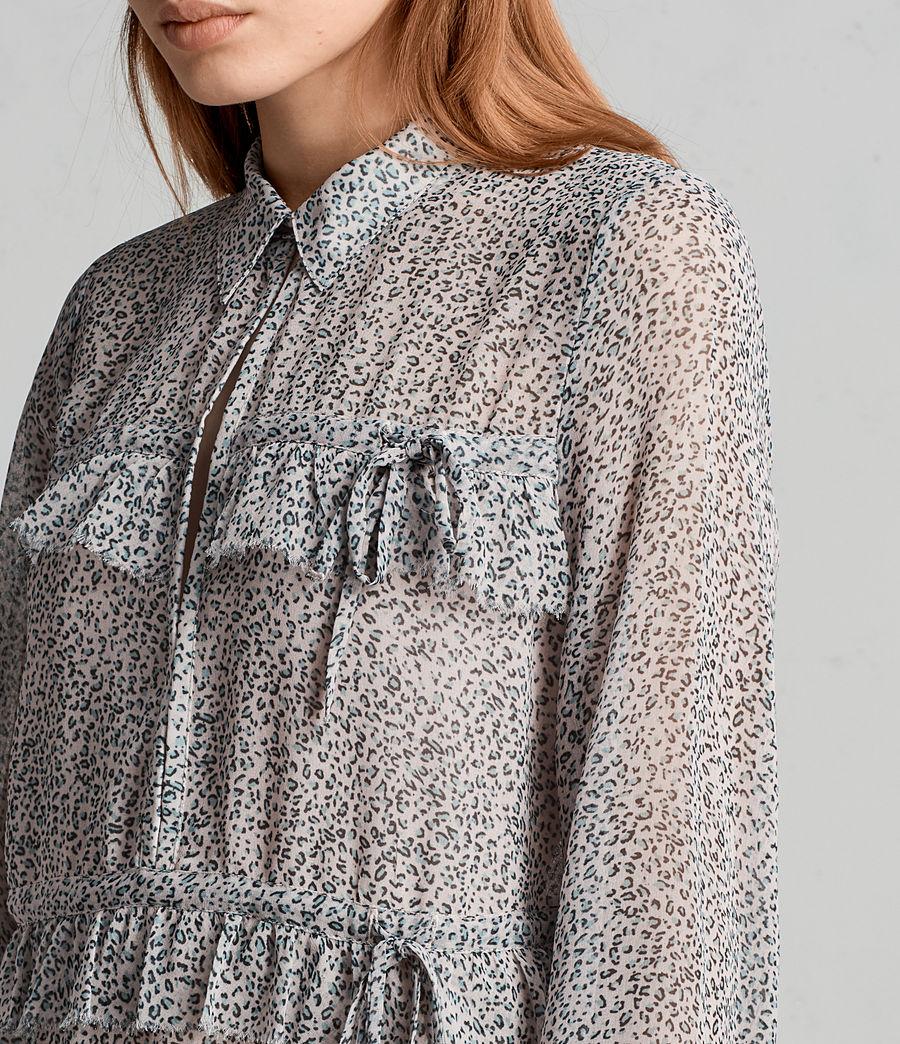 Mujer Camisa Deirdre Leodot (pale_pink) - Image 2