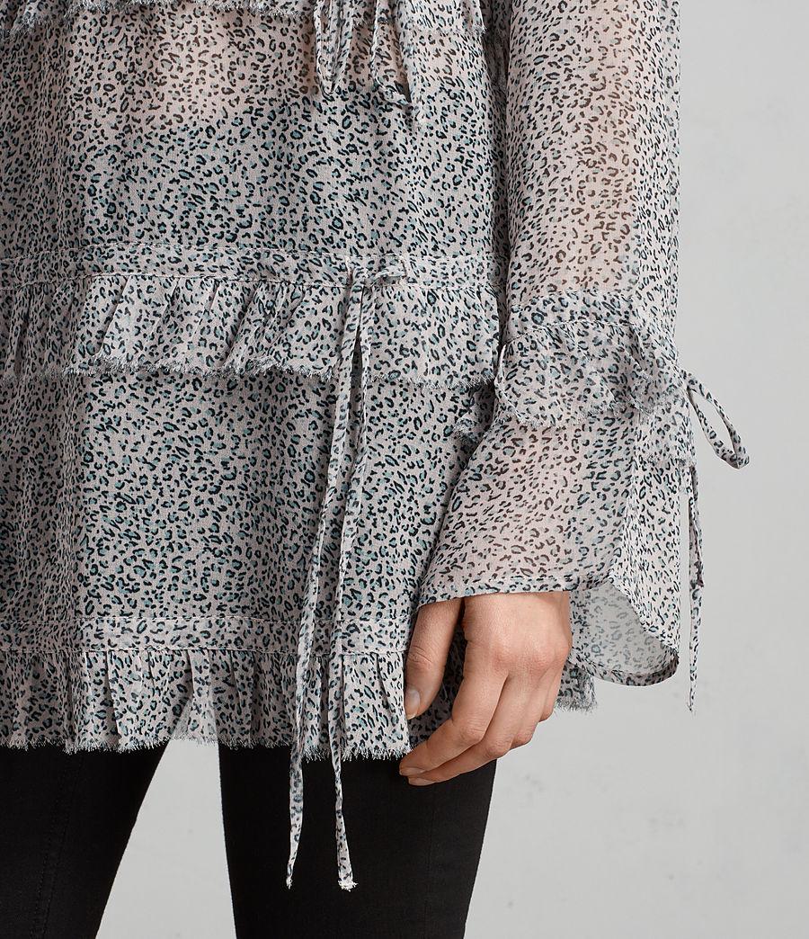Mujer Camisa Deirdre Leodot (pale_pink) - Image 3