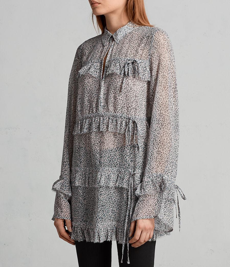 Mujer Camisa Deirdre Leodot (pale_pink) - Image 5