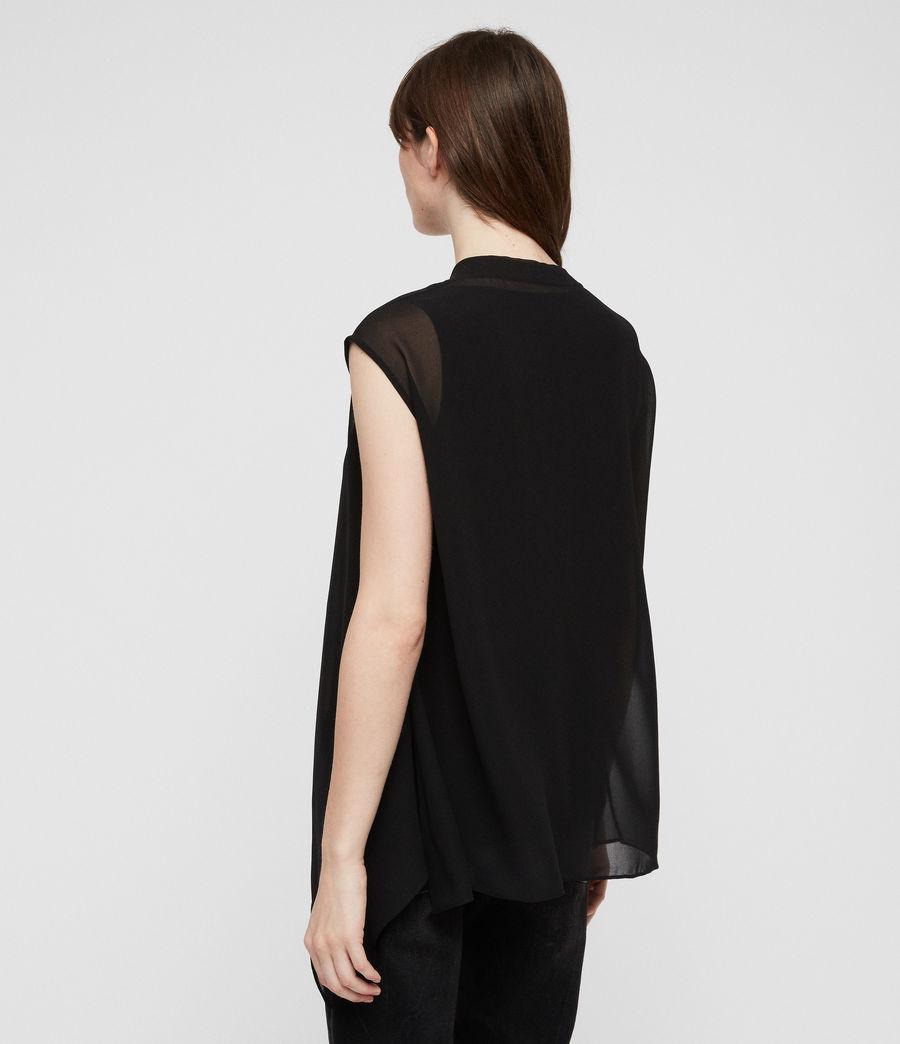 Women's Kery Top (black) - Image 5