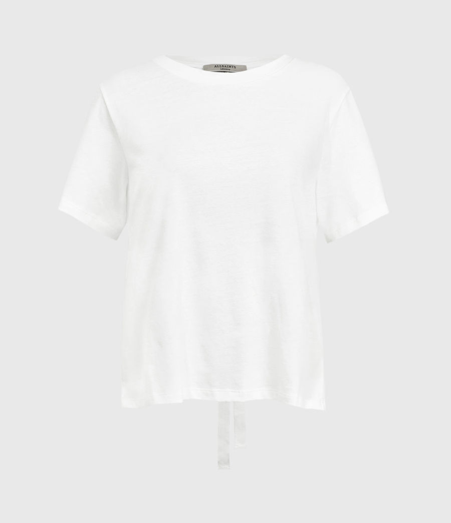 Women's Niki T-Shirt (chalk_white) - Image 2