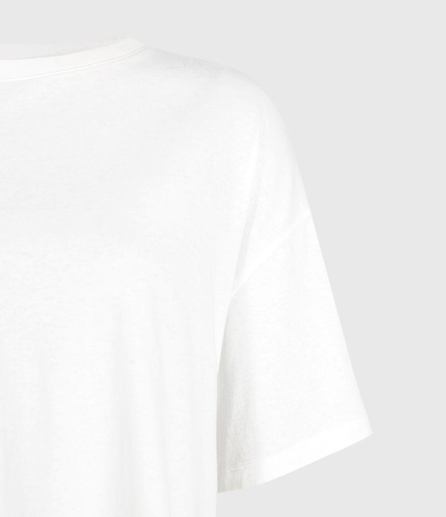 Women's Niki T-Shirt (chalk_white) - Image 6