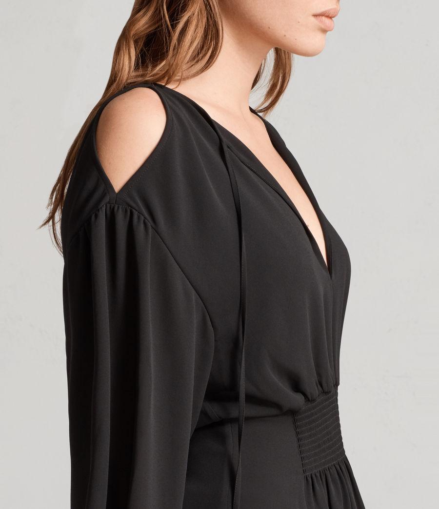 Mujer Top Lavete (black) - Image 2