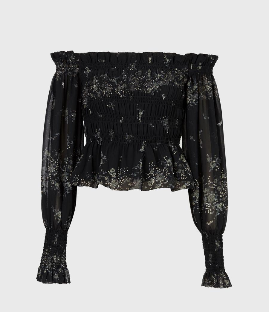 Damen Lara Initium Top (black) - Image 2
