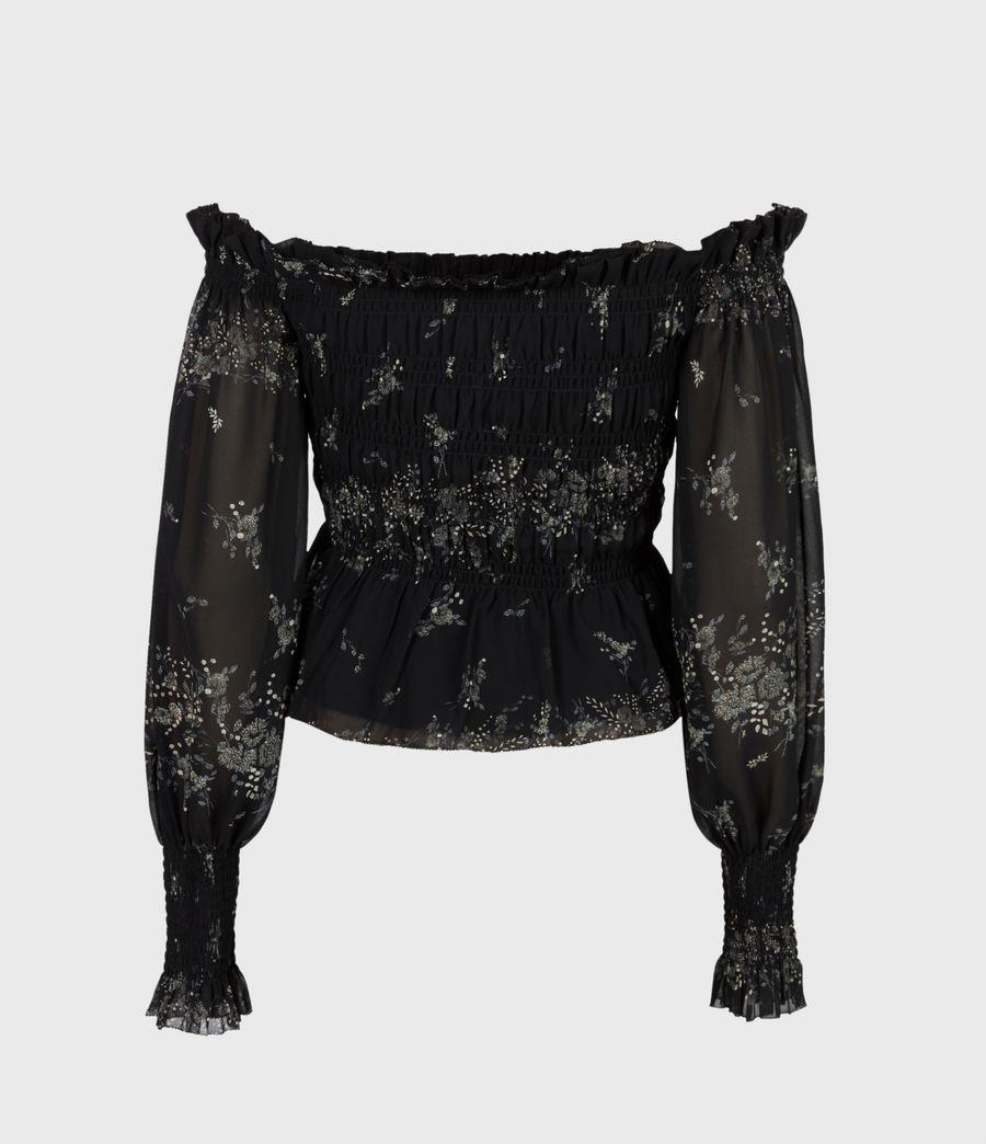 Damen Lara Initium Top (black) - Image 3