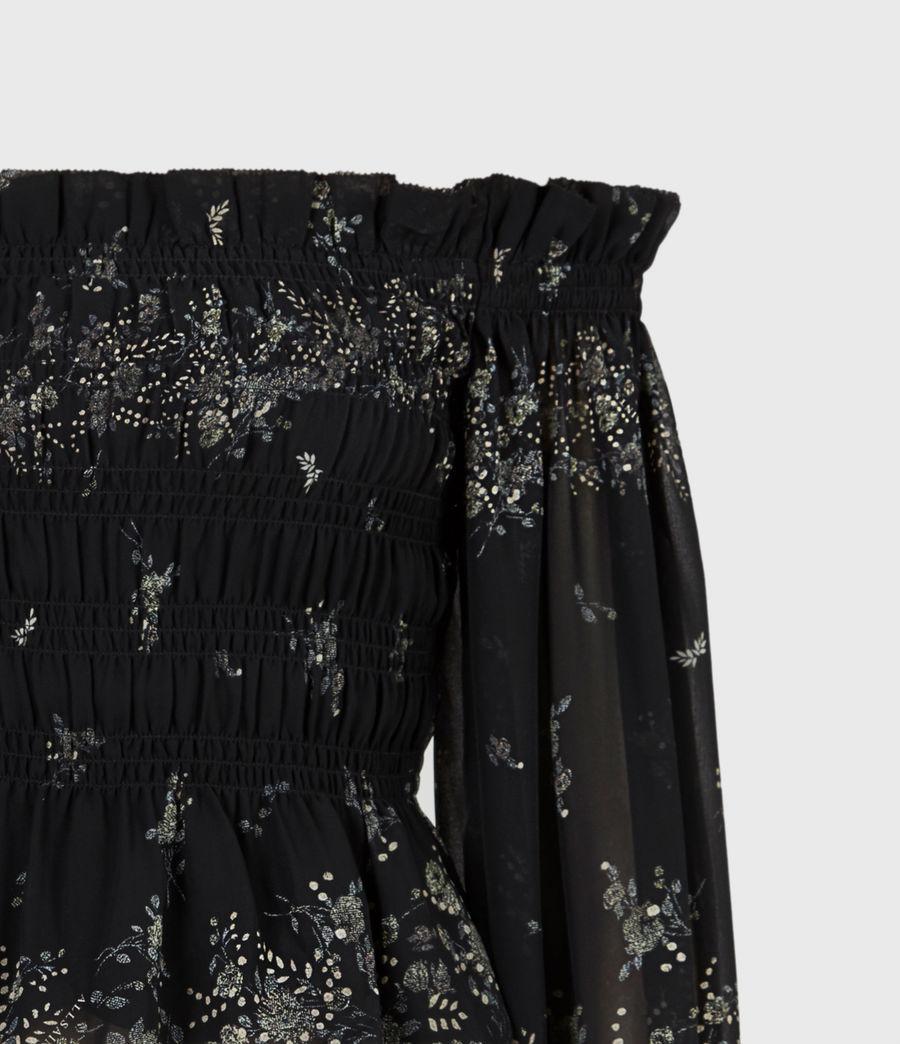 Damen Lara Initium Top (black) - Image 4