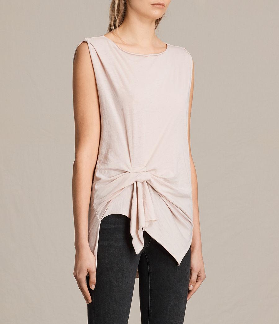 Mujer Camiseta Rivi (cami_pink) - Image 2