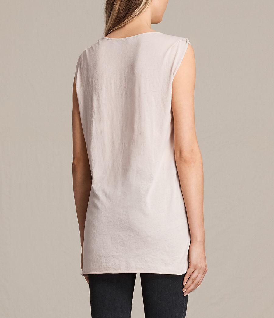 Mujer Camiseta Rivi (cami_pink) - Image 3