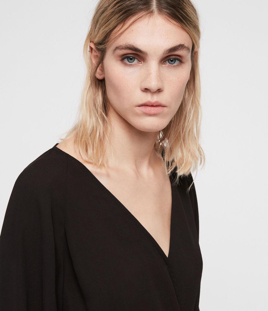 Damen Lasia Top (black) - Image 4