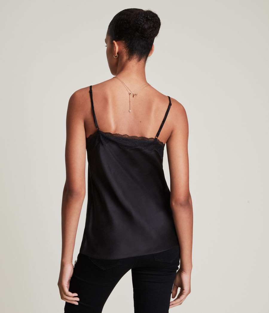 Women's Lexi Cami (black) - Image 5
