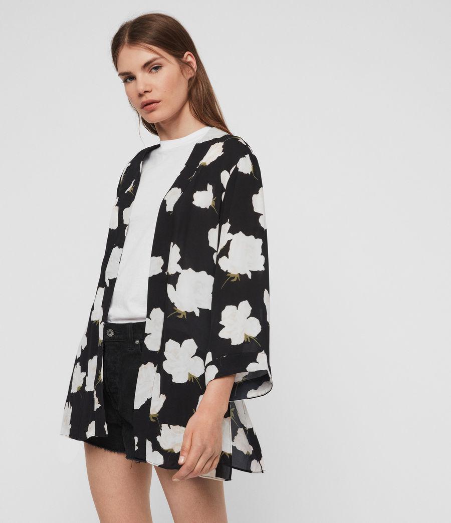 Damen Carina Caro Kimono (black) - Image 4