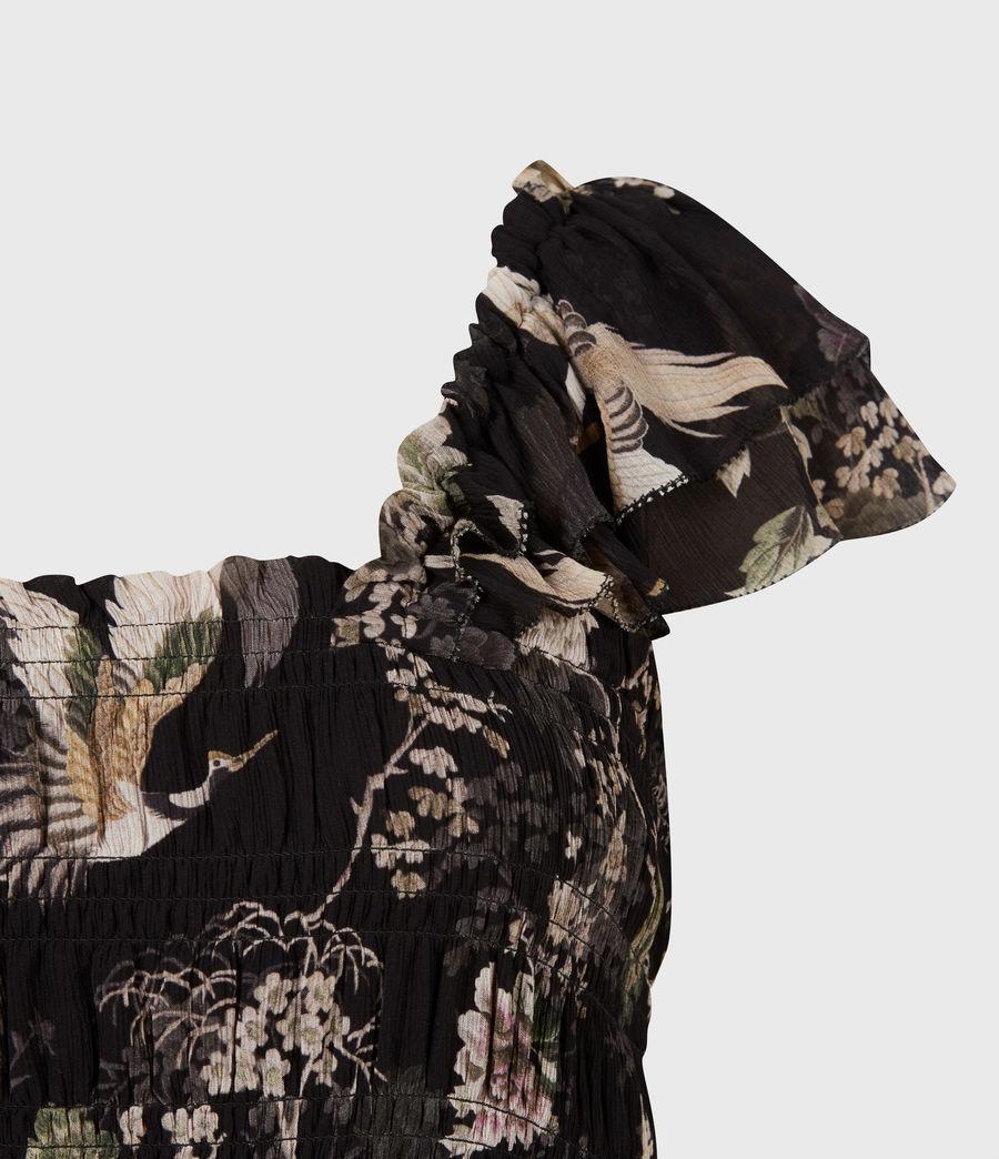 Women's Mali Amare Top (black) - Image 5