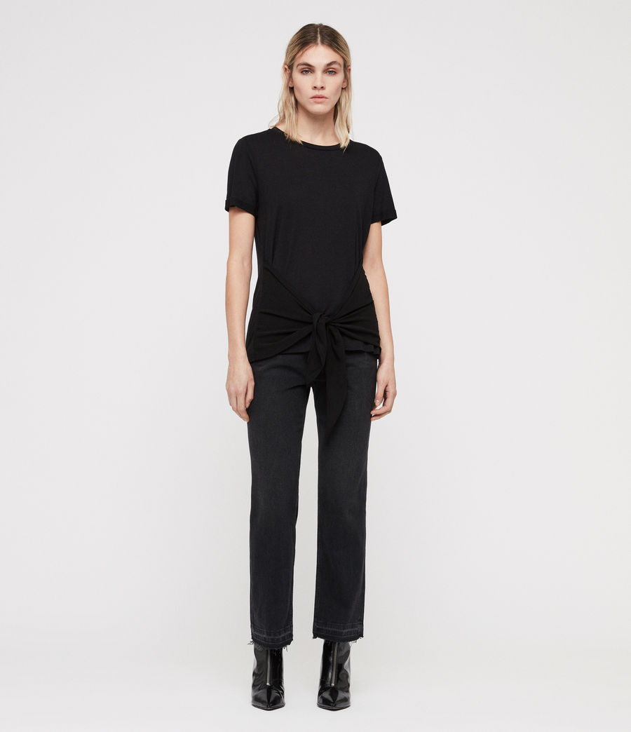 Women's Yato T-Shirt (black) - Image 3