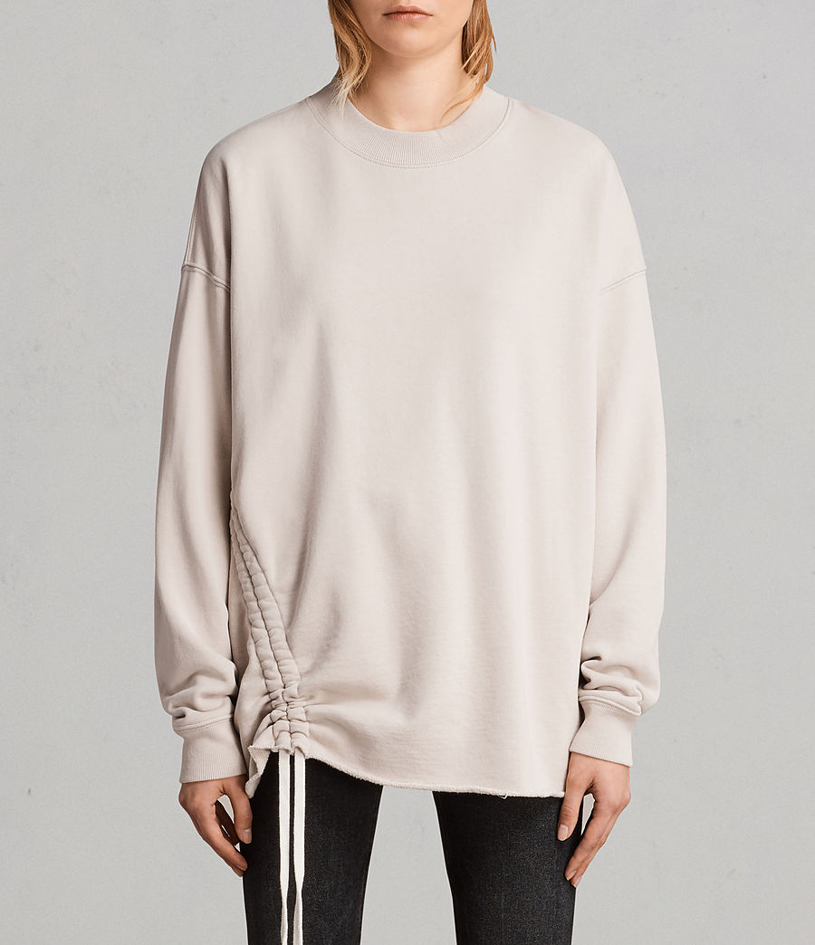 Womens Able Sweatshirt (quartz_pink) - Image 1