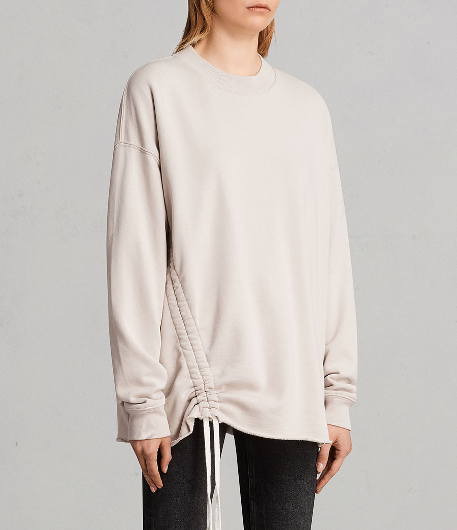 Womens Able Sweatshirt (quartz_pink) - Image 3