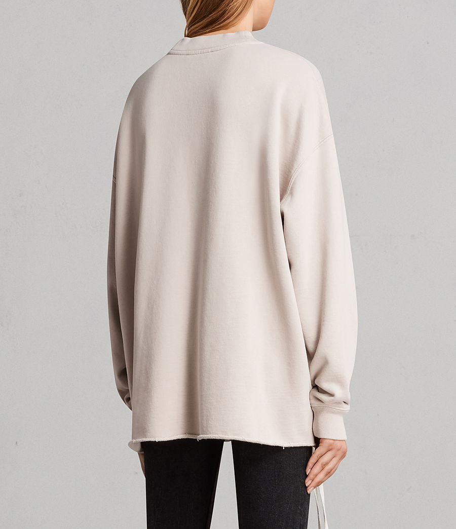 Womens Able Sweatshirt (quartz_pink) - Image 4