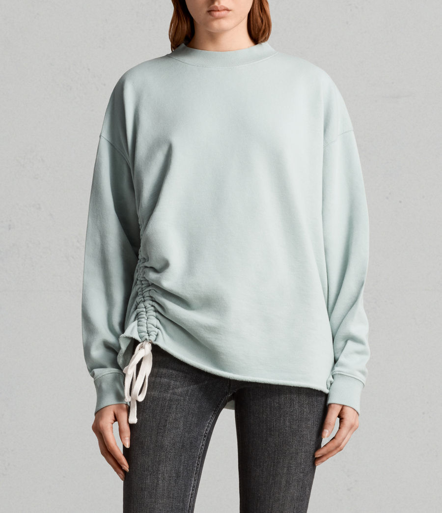 Women's Able Sweatshirt (mint_green) - Image 1
