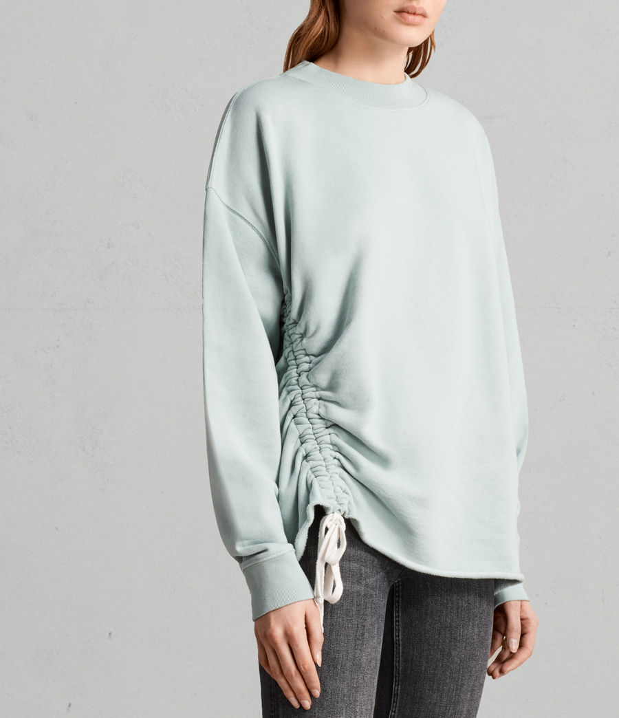 Women's Able Sweatshirt (mint_green) - Image 3