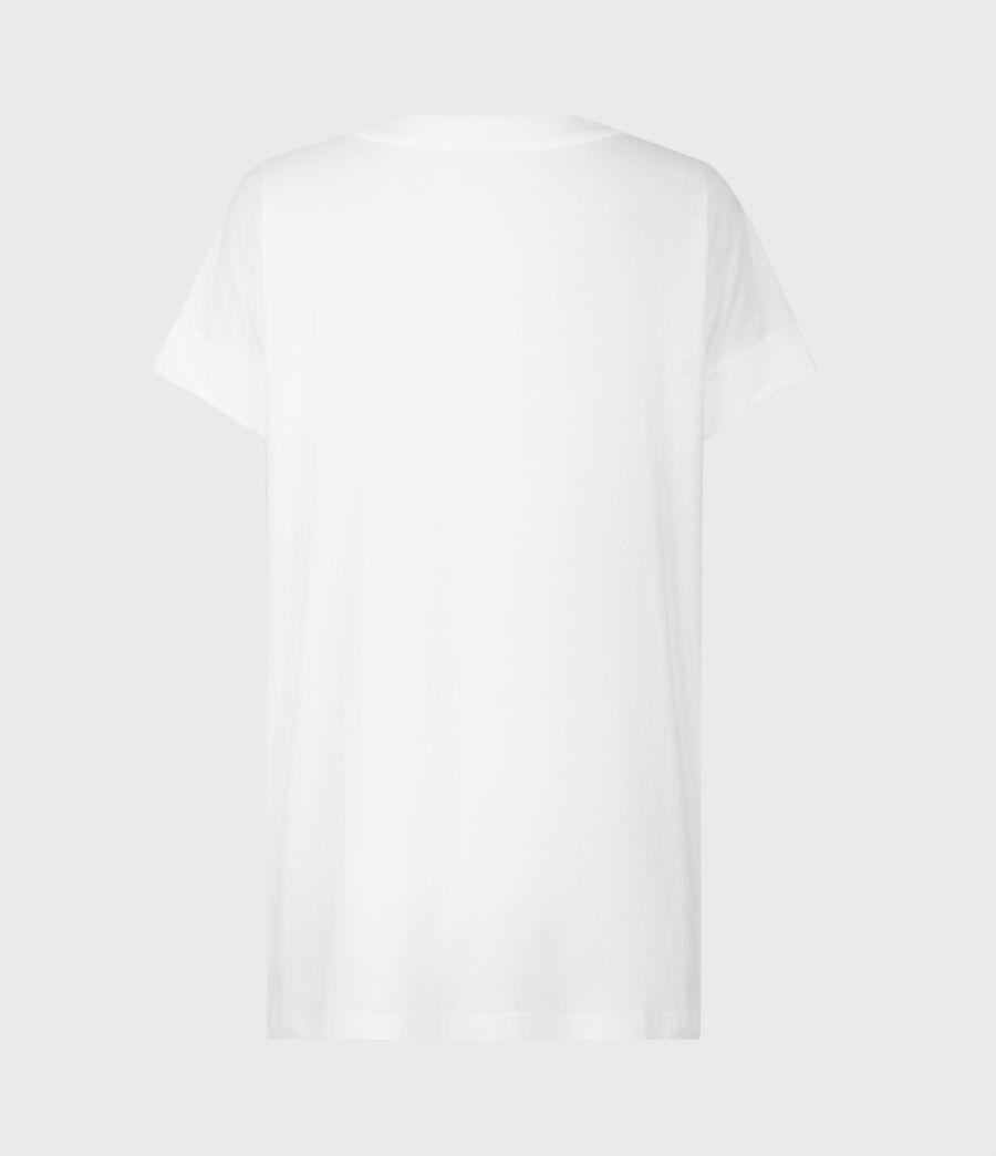 Womens Incense City Imogen T-Shirt (white) - Image 3