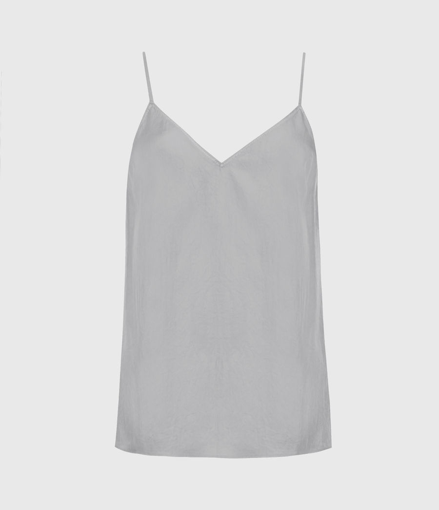 Womens Tami Top (muted_grey) - Image 1
