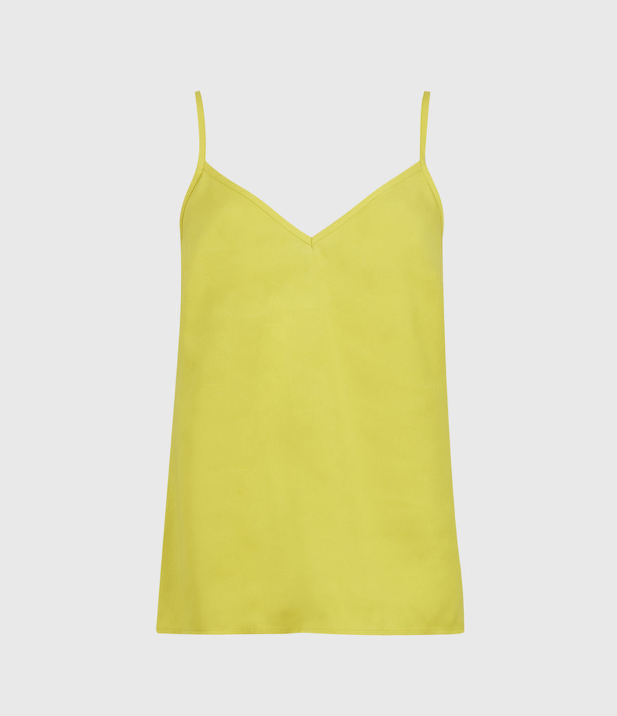 Women's Tami Top (chartreuse_yellow) - Image 1
