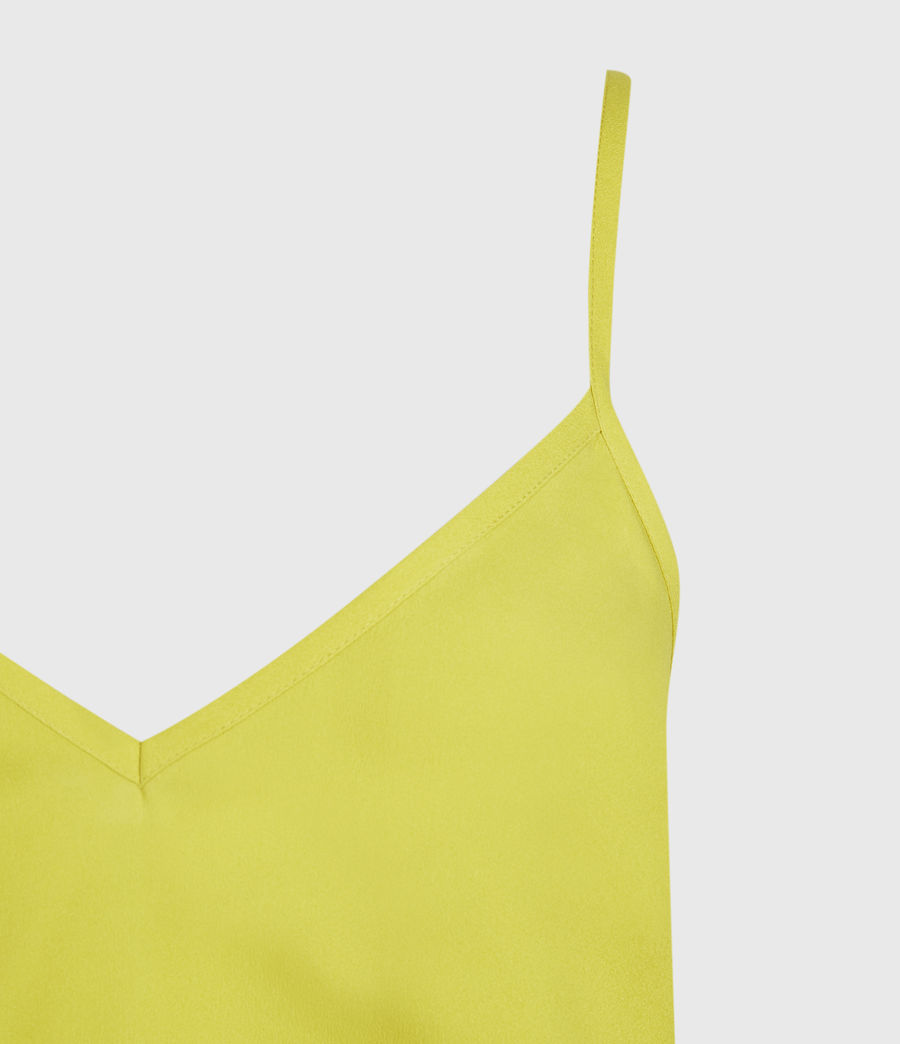 Women's Tami Top (chartreuse_yellow) - Image 3