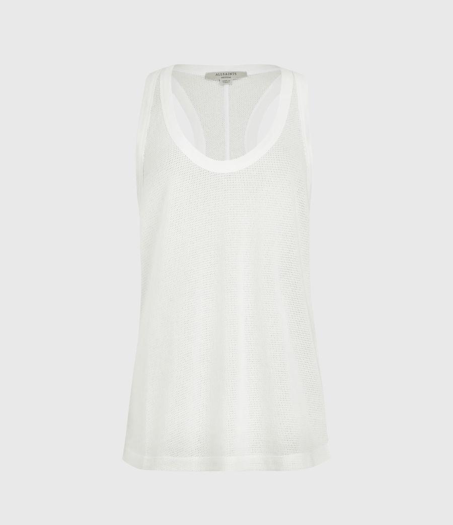 Womens Orvi Tracery Vest (chalk_white) - Image 1