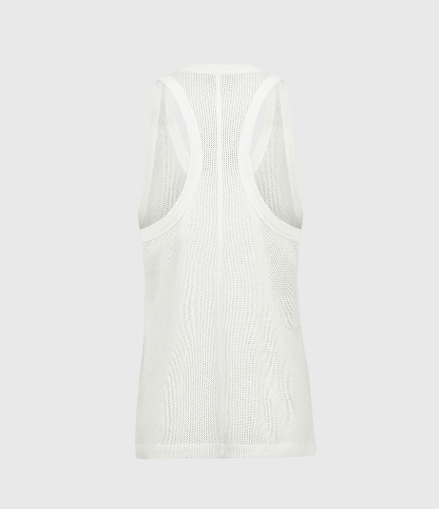 Womens Orvi Tracery Vest (chalk_white) - Image 2