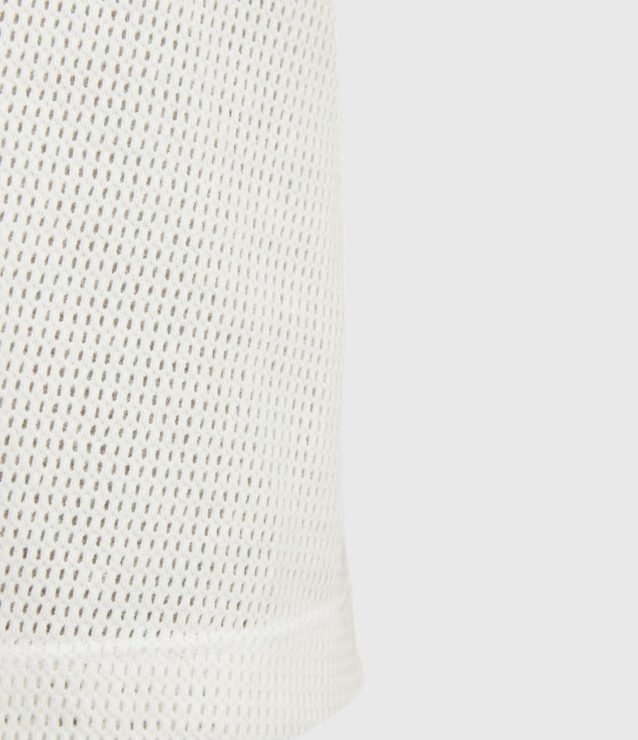 Womens Orvi Tracery Vest (chalk_white) - Image 3