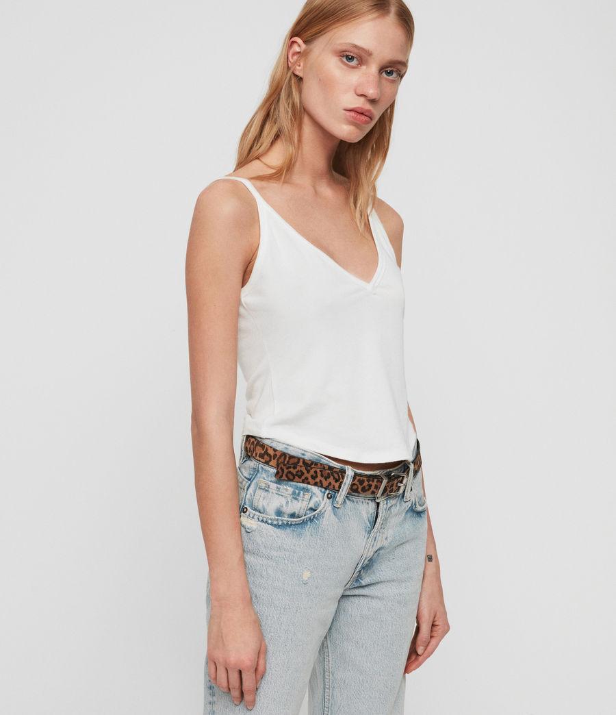 Women's Harla Vest (chalk_white) - Image 3