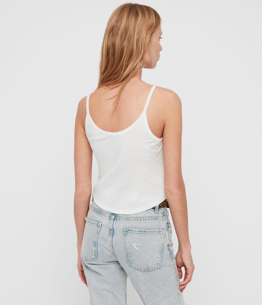 Women's Harla Vest (chalk_white) - Image 5