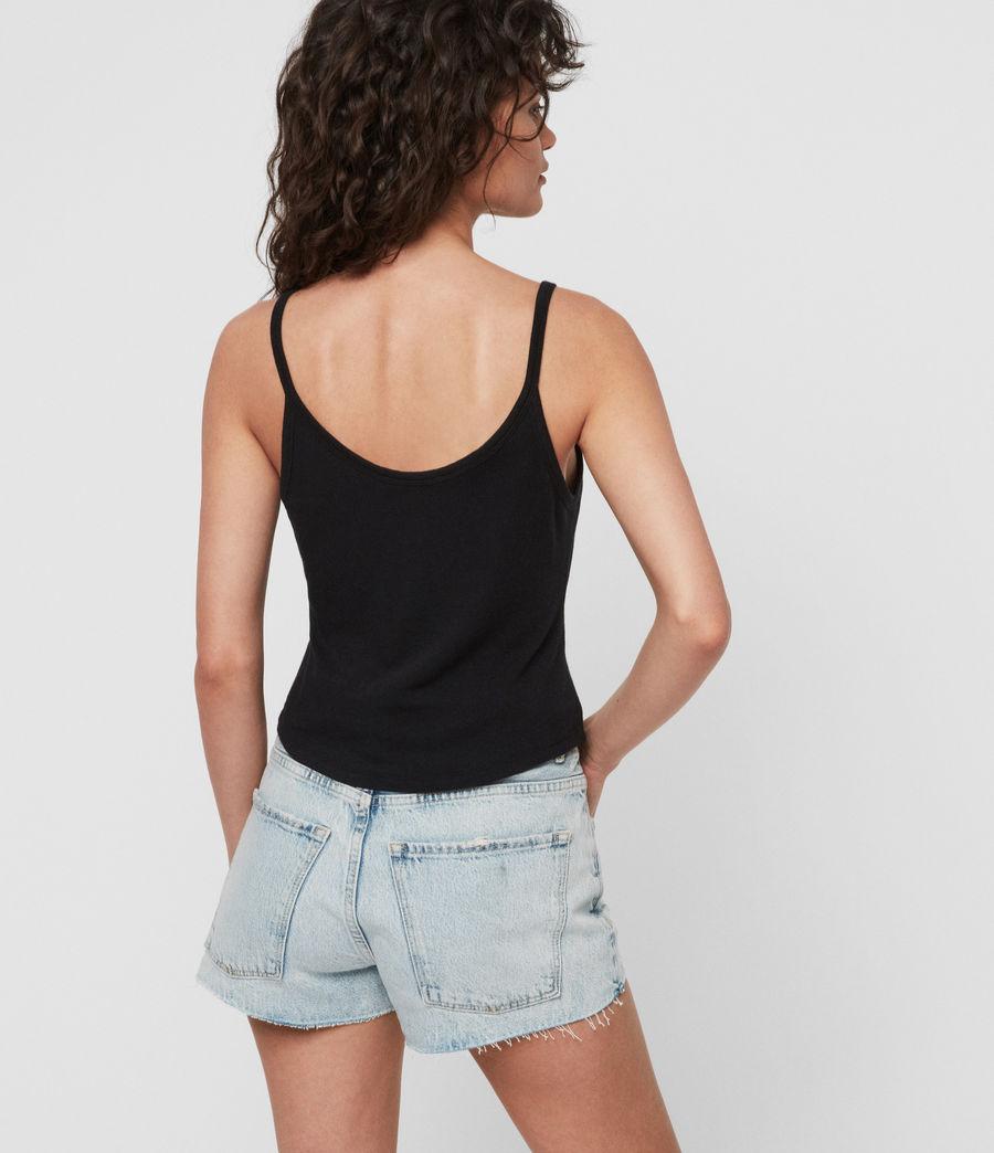 Womens Harla Vest (black) - Image 4