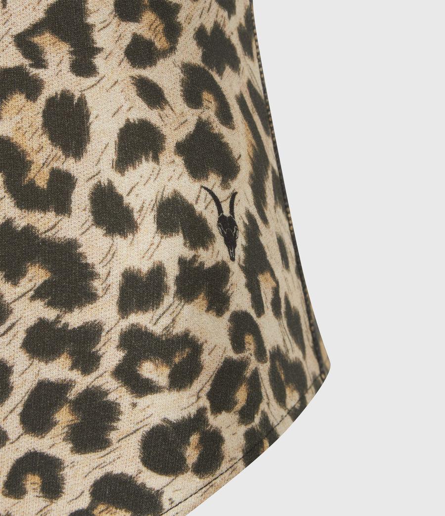 Damen Jamie Leppo Bodysuit (leopard_yellow) - Image 6