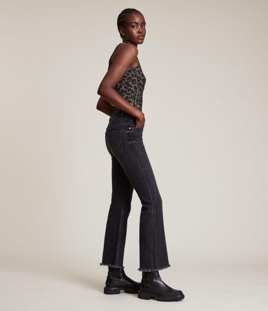 Damen Jamie Leppo Bodysuit (leopard_green) - Image 3