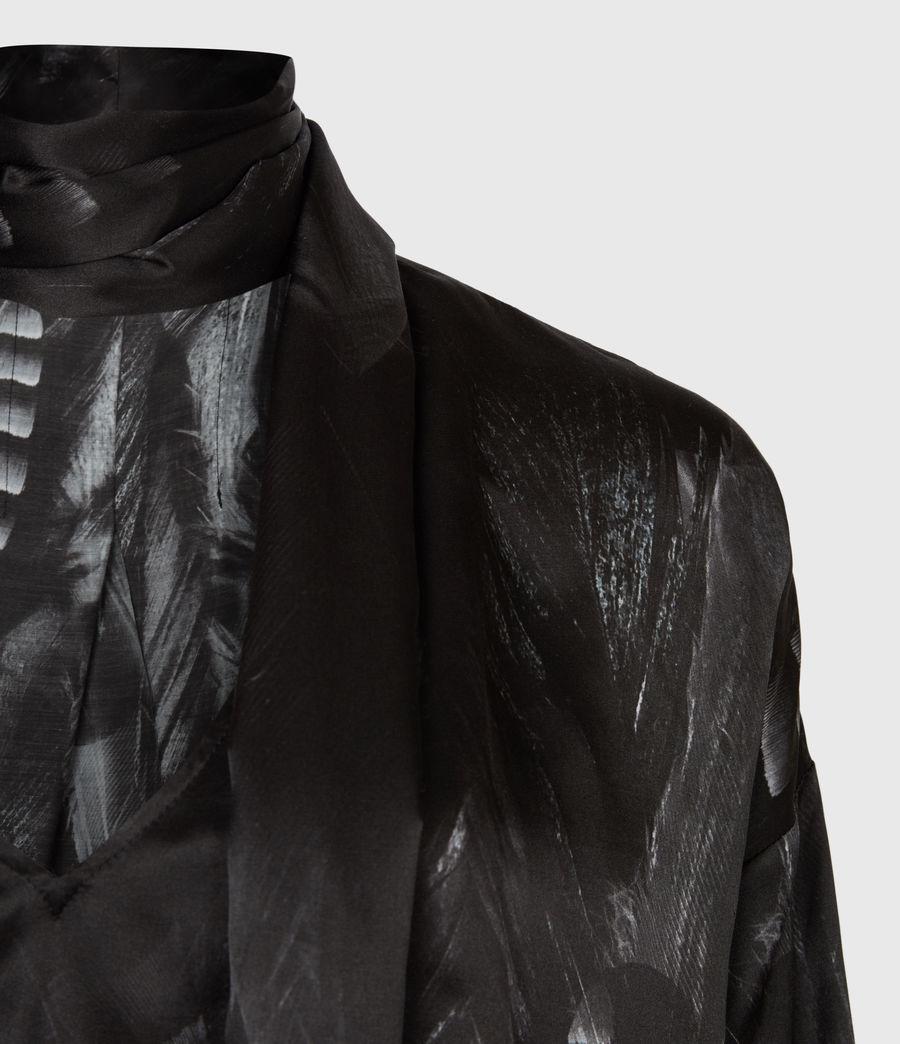 Damen Cesey Viola Top (black) - Image 4