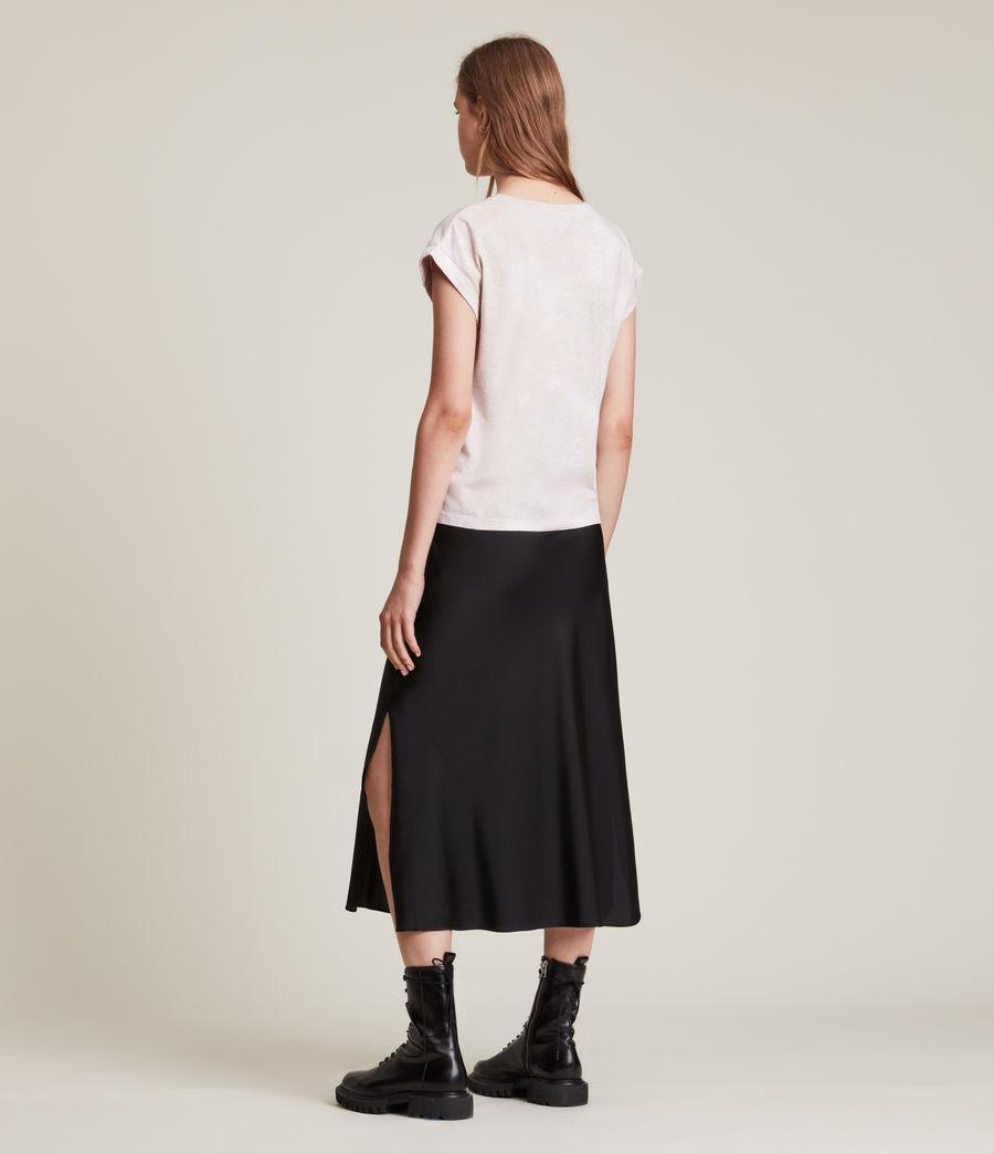 Women's Sasha Tie Dye T-Shirt (pink_marl) - Image 5