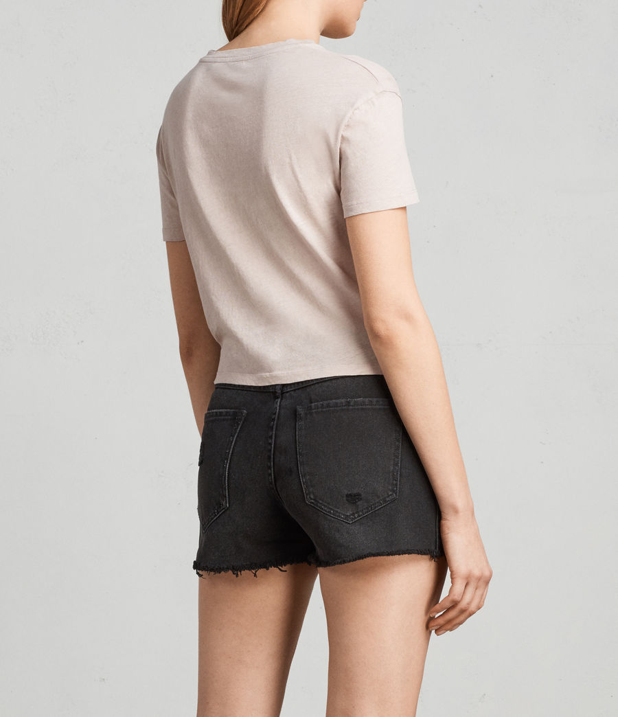 Mujer Camiseta Carme Fifi (opal_pink) - Image 3