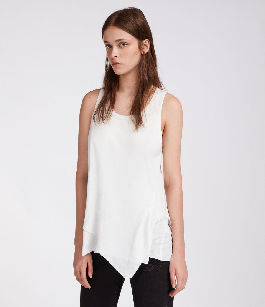 Mujer Top Daisy (smog_white) - Image 2