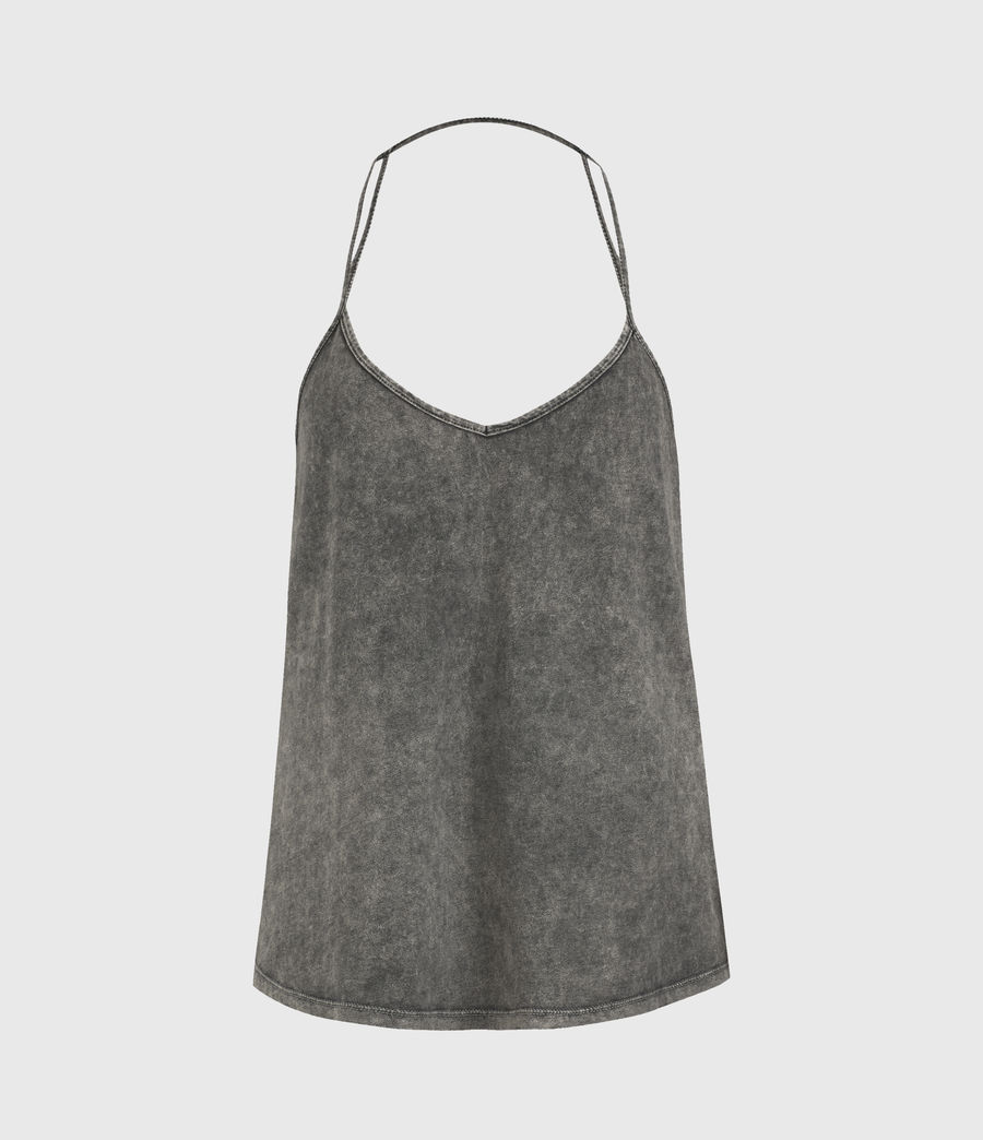 Women's Balia Vest (acid_washed_black) - Image 1