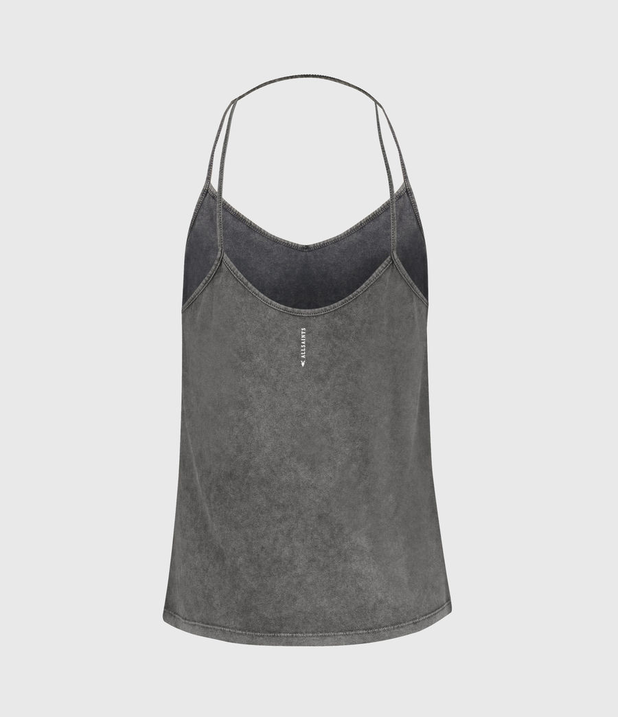Women's Balia Vest (acid_washed_black) - Image 2