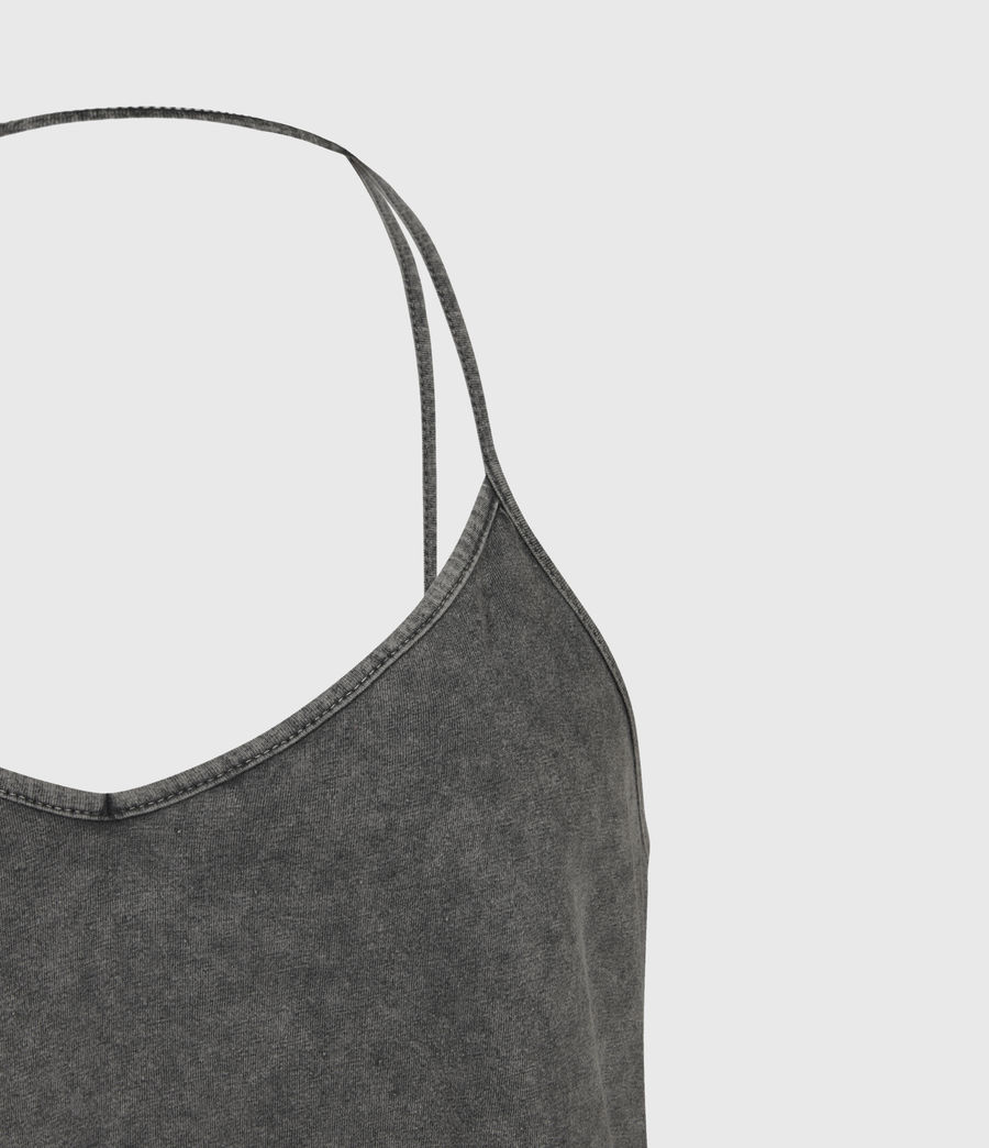 Women's Balia Vest (acid_washed_black) - Image 3