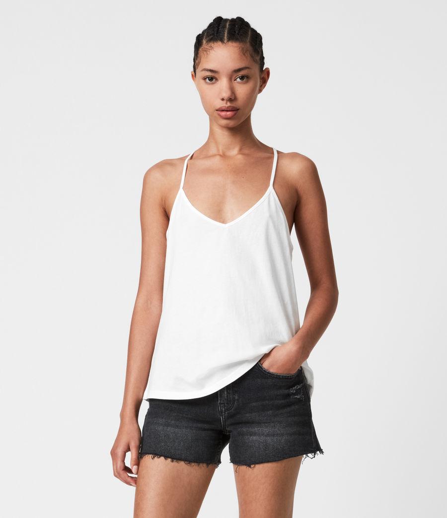 Donne Balia Vest (chalk_white) - Image 1