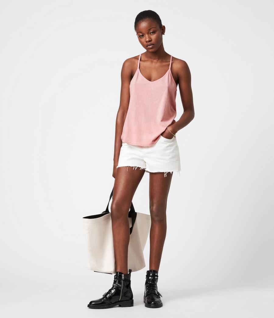 Women's Balia Vest (chalk_white) - Image 1