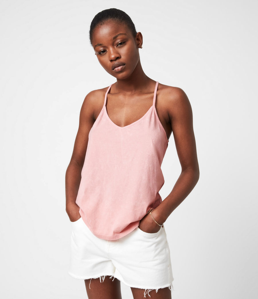 Women's Balia Vest (chalk_white) - Image 6