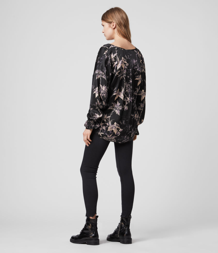 Donne Blusa Penny Evolution - Con stampa (midnight_purple) - Image 6