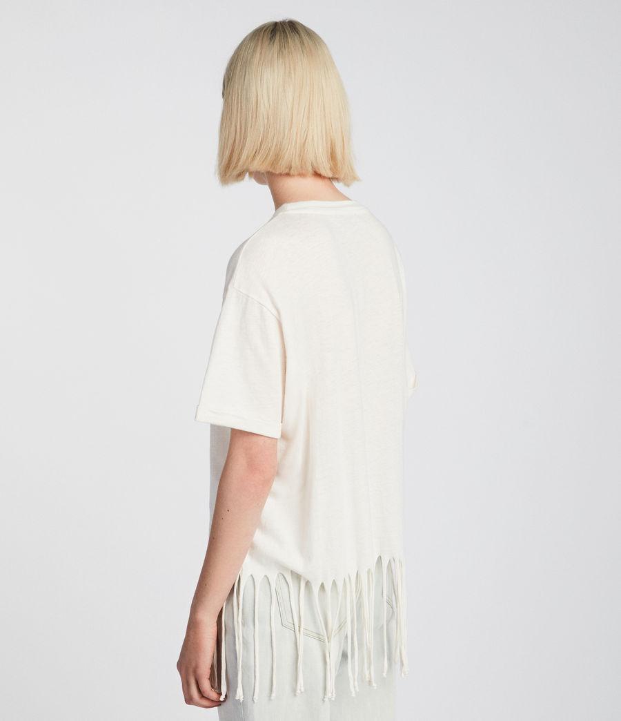 Womens Tami T-Shirt (vintage_white) - Image 3